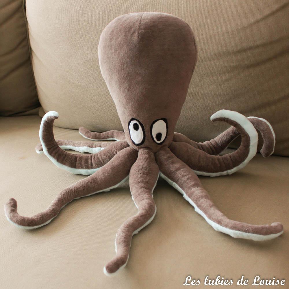 Doudou pieuvre- Les lubies de louise-5