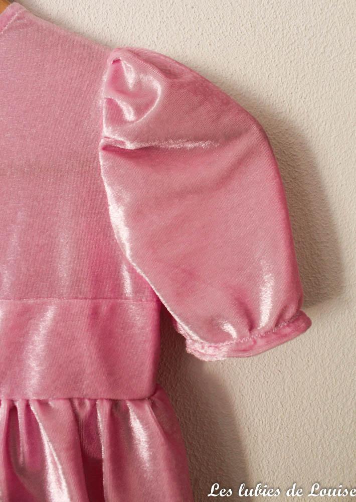 robe de princesse rose - Les lubies de louise-7