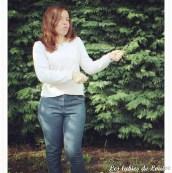 Mon jean est enfin sur le blog ;)