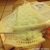 Ma maman elle est super forte en tricot !