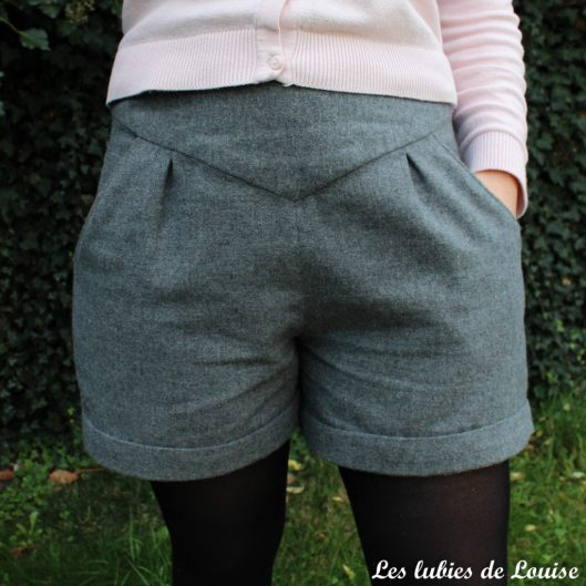 Short chataigne - les lubies de Louise-9