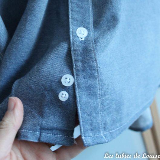 Chemise demin val -  les lubies de louise-6