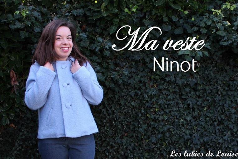 Veste Ninot -titre  les lubies de louise