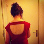 Ma robe de la saint valentin ♥