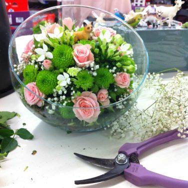 Ma composition florale