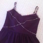 Ma centaurée violette