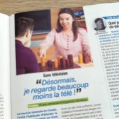 Interview dans Maxi