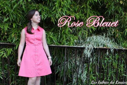 Rose bleuet titre- les lubies de louise