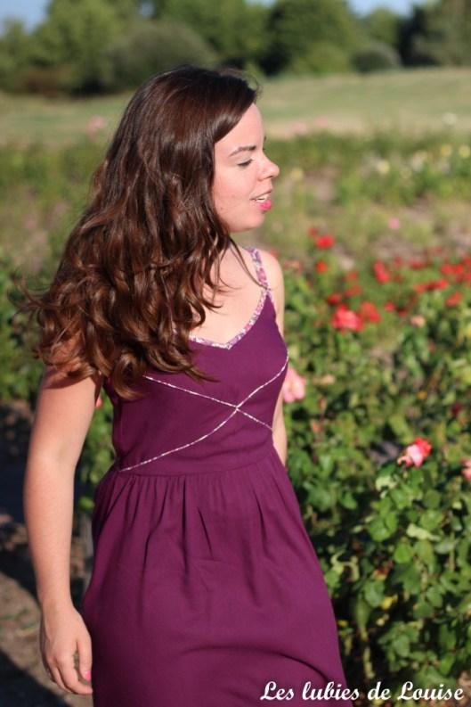 Robe centaurée mariage violet - les lubies de louise-33
