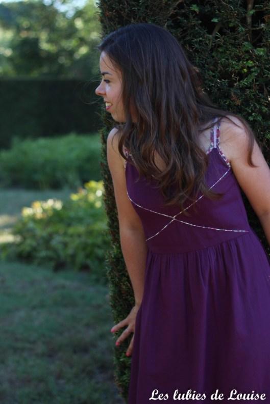 Robe centaurée mariage violet - les lubies de louise-53