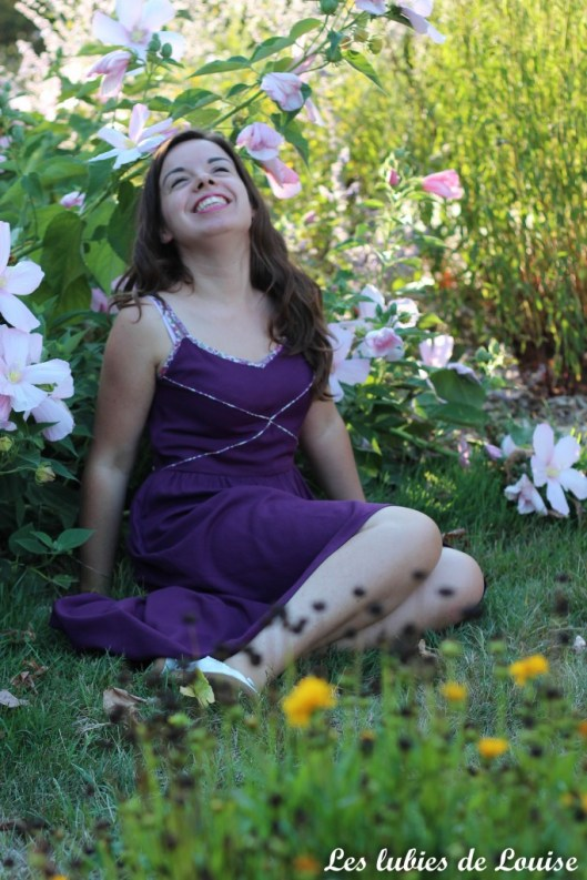 Robe centaurée mariage violet - les lubies de louise-61