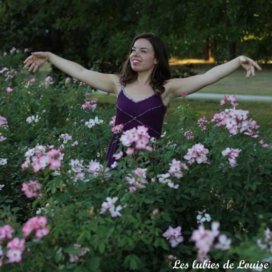 Robe centaurée mariage violet - les lubies de louise-87