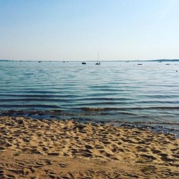Il fait trop chaud pour ne pas avoir les pieds dans l'eau