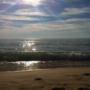Se ressourcer à l'océan
