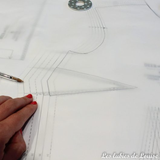 tracer un patron entre deux tailles - les tutoriels de louise-5