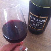 On a gouté le beaujolais nouveau 2015