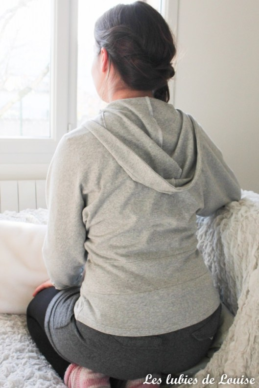 Sweet à capuche coudre avec 1 mètre de tissu - les lubies de louise-23
