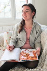 Sweet à capuche coudre avec 1 mètre de tissu - les lubies de louise-31