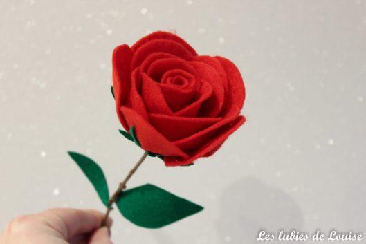 DIY Tuto Rose en tissu feutrine - les lubies de louise-6