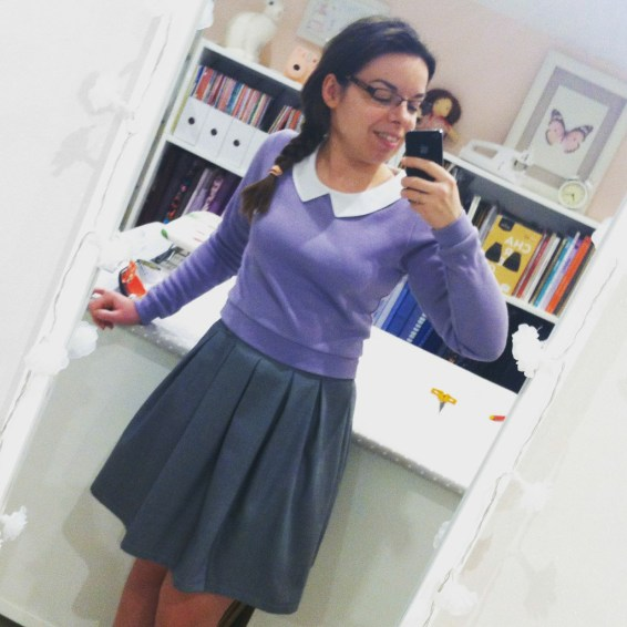 Mon look d'étudiante !