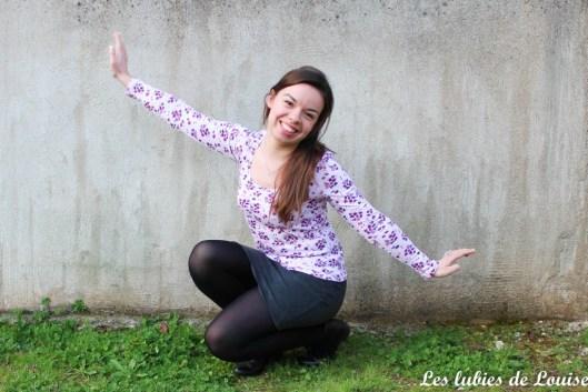 T-shirt plantain et jupe Manathan- les lubies de louise-18