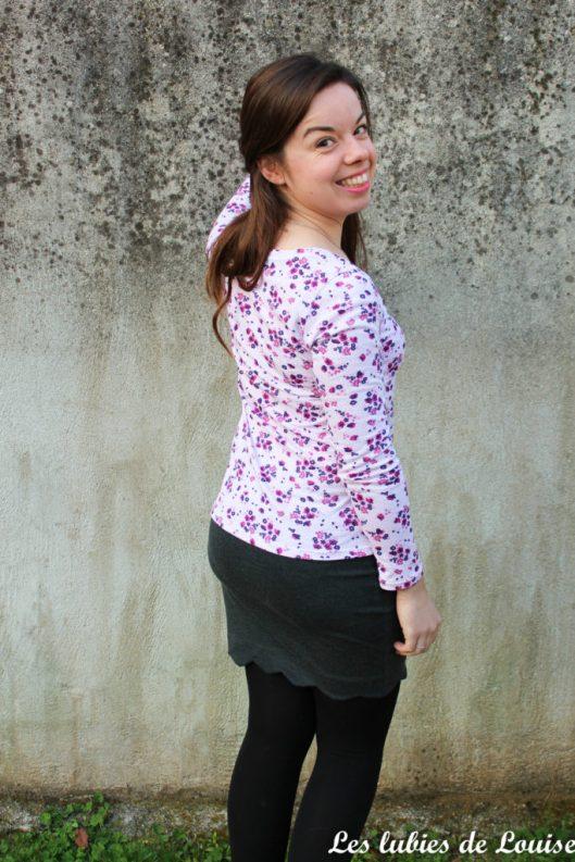 T-shirt plantain et jupe Manathan- les lubies de louise-20