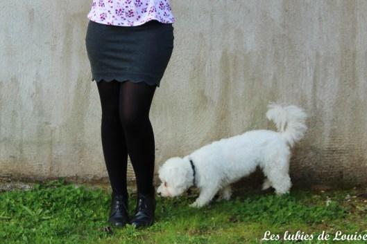 T-shirt plantain et jupe Manathan- les lubies de louise-6