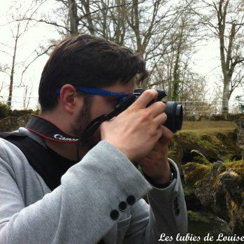 Mon photographe ♥