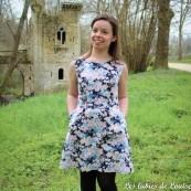 Belladone fleurie sur le blog