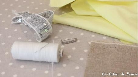 Tuto Noeud Tissu Facile Les Lubies De Louise 10