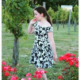 Ma Seda dress est sur le blog !