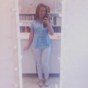 J'adore mon nouveau pantalon