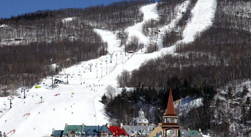 station de ski Mont-tremblant