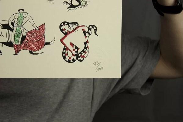 Tattoo Flash - Joe Moo Tattoo
