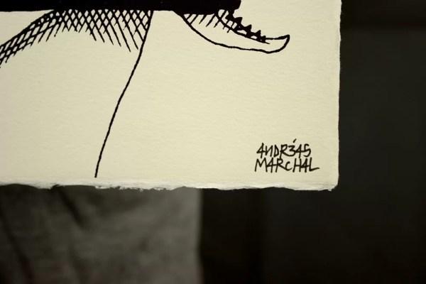 Cousine Machine - Andréas Marchal