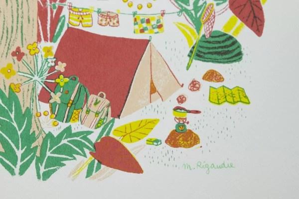 Camping Sauvage - Mylène Rigaudie