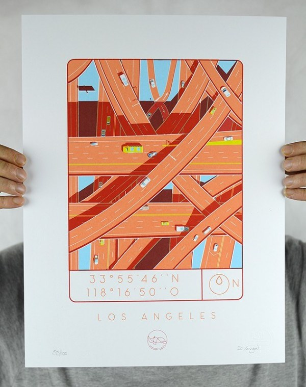 Los Angeles - David Guyon