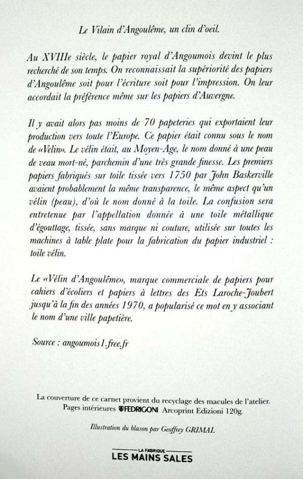 Petit Vilain d'Angoulême