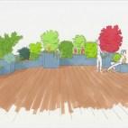 plan terrasse rouen les mains vertes
