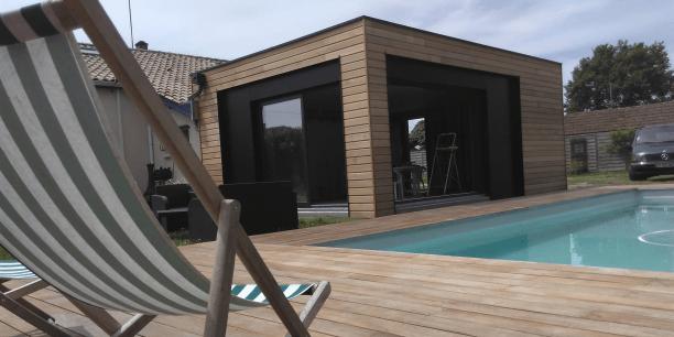 icube le cube sur mesure pour agrandir sa maison les maisons bois. Black Bedroom Furniture Sets. Home Design Ideas