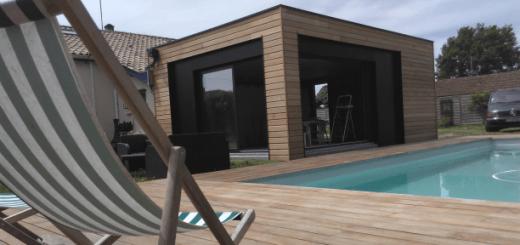 Cube in life propose d'agrandir sa maison avec des extentions en bois qui viennent se greffer sur l'existant. (Crédits : Cube in life)