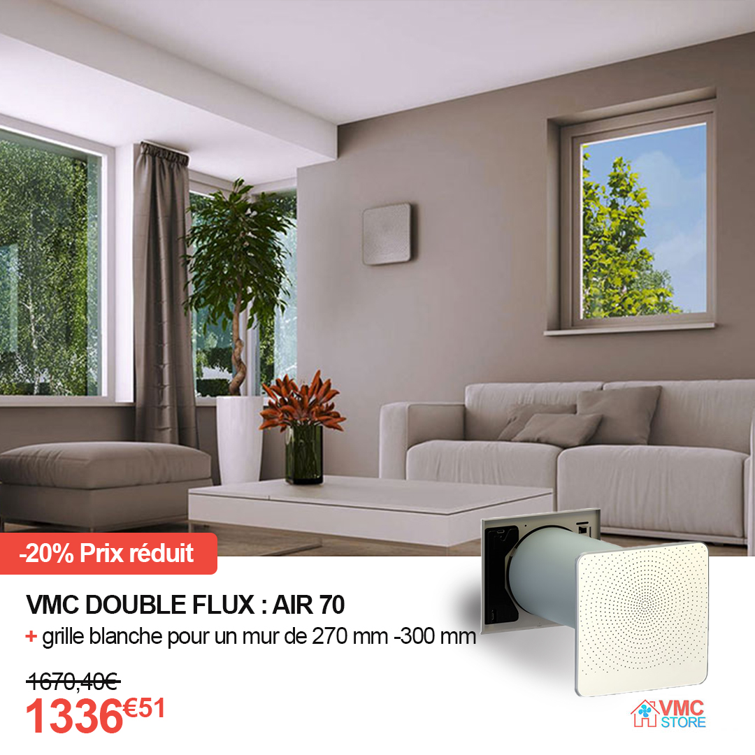 vmc double flux air 70