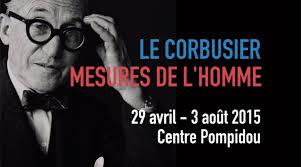 Le Corbusier @ Georges Pompidou