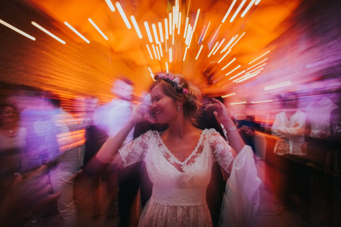 photographe mariage soirée mariée bal dancefloor
