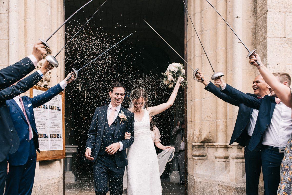 mariage Thouars et Deux Sèvres