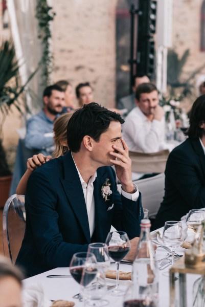 Mariage bohème-chic en Anjou - soirée