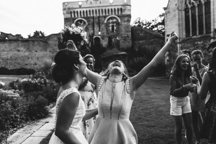 Chateau du Plessis-Macé - les mariages de Tom