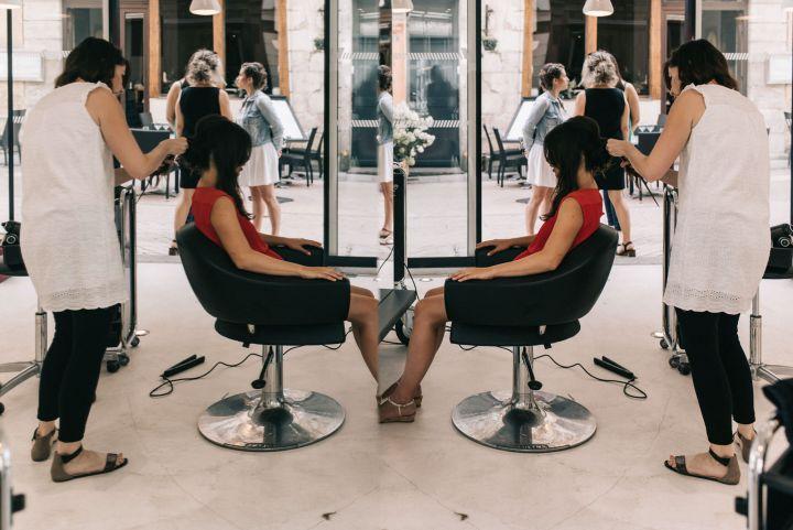 Studio Baert coiffeur - les mariages de Tom
