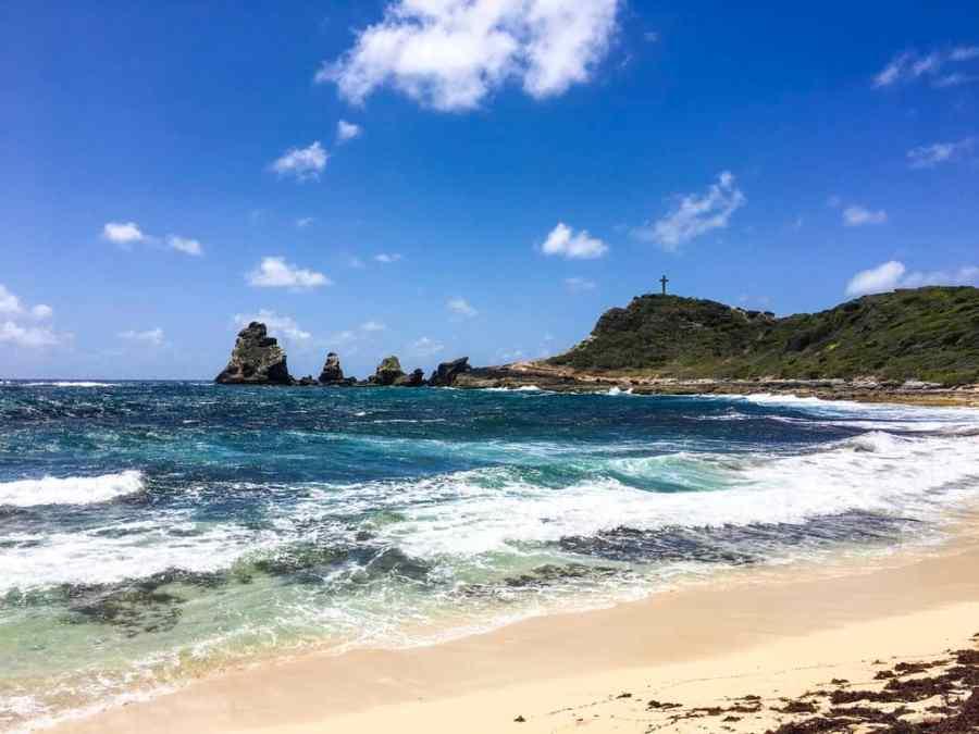 pointe des châteaux-caraibes-guadeloupe-mer-sable-plage