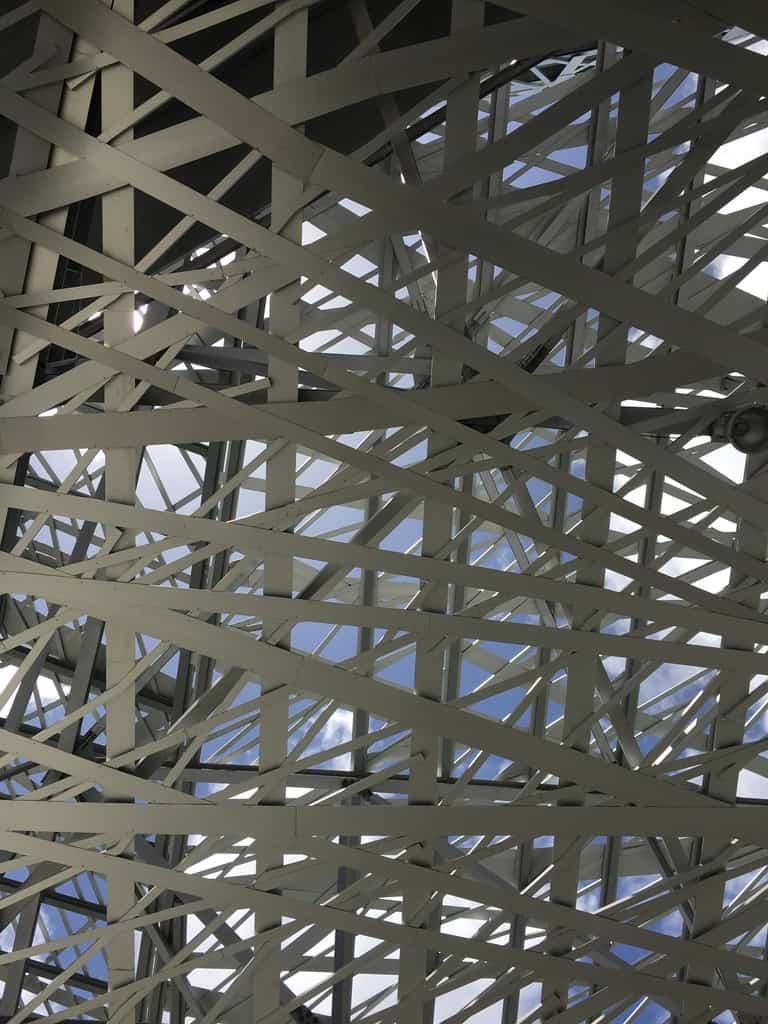 memorial-acte-passerelle-guadeloupe-caraibes-pointe à pitre-musée-lumiere-architecture